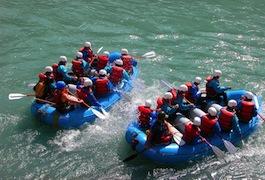 03. Rafting teams